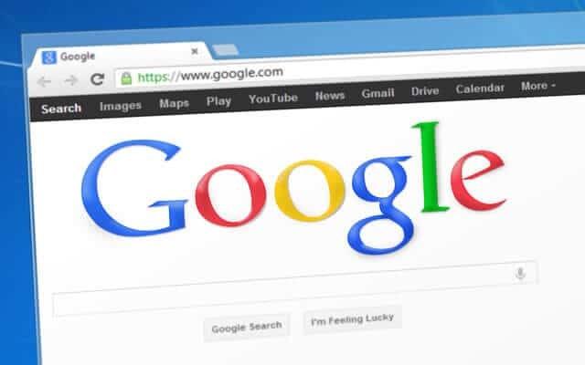 Widoczność domeny w Google