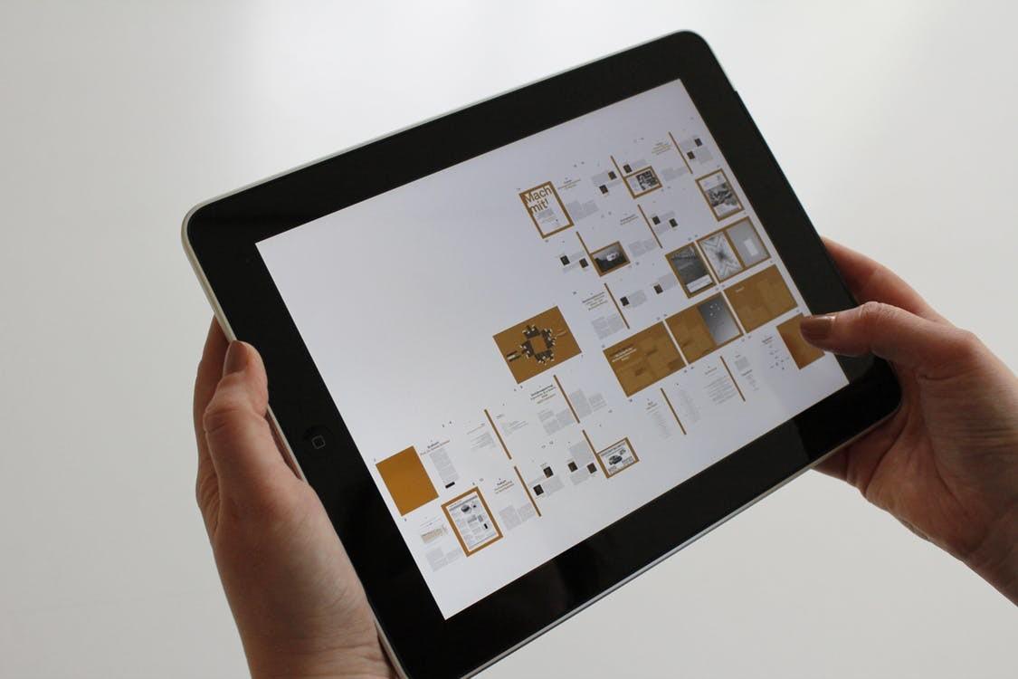 Inwentaryzacja pojemników z wykorzystaniem tabletu lub smartfona