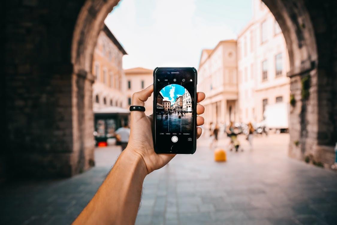 Aplikacja Inwentaryzator działa w oparciu o GPS