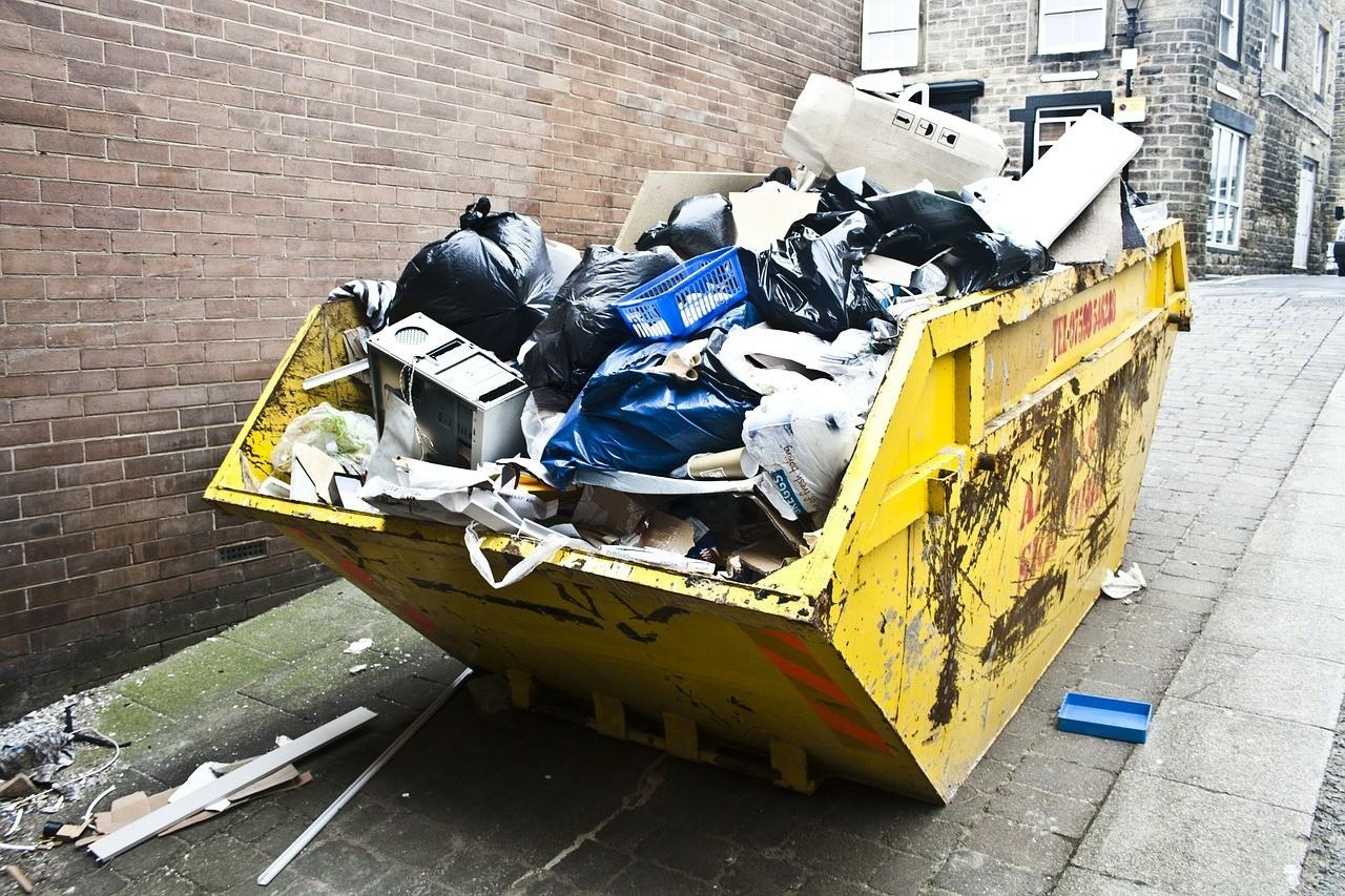 Jeden z modułów oprogramowania komunalnego usprawnia wynajem kontenerów na odpady