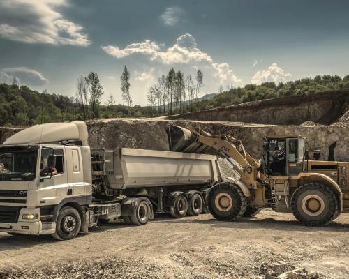 transport odpadow 500x400 - Oprogramowanie komunalne w transporcie odpadów