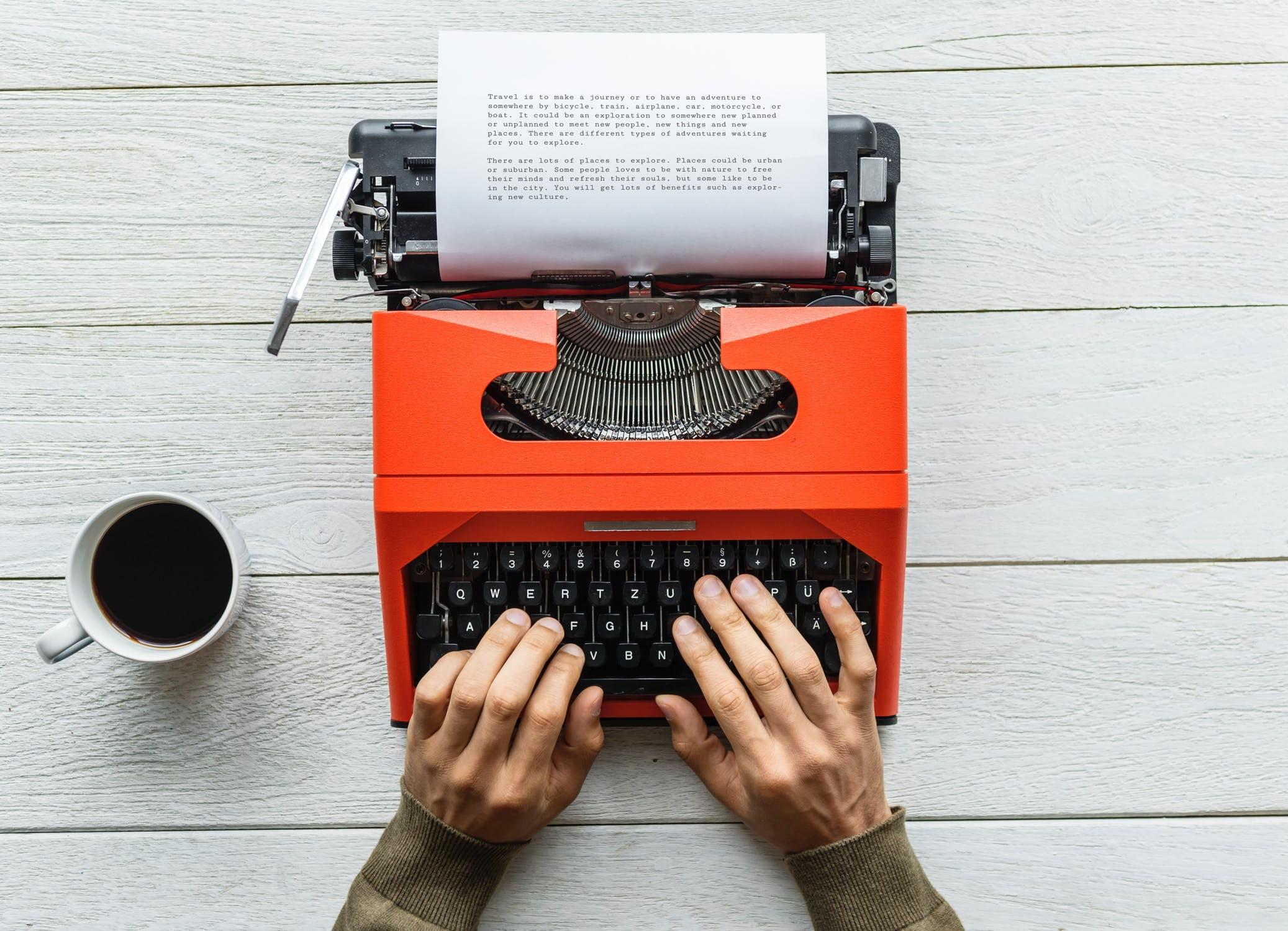 Pisanie artykułów na strony Internetowe